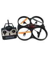Rockn' RC 8660 Remote Control Stunt Master Quad Copter, Black - $29.24