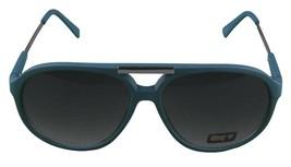 NEW Quay Eyeware Australia 1489 Matte Blue 100% UV Sunglasses Sunnies Shades image 1