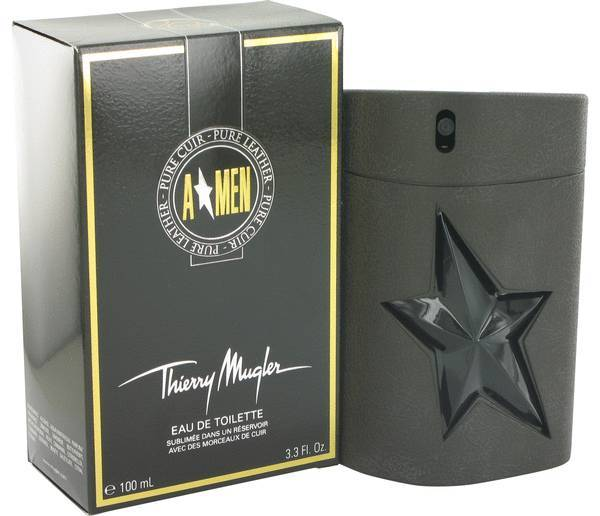 Thierry mugler angel pure leather cologne