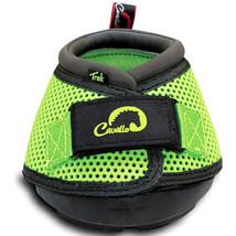 Cavallo Trek Regular Horse Boot Ultra Flexible Pro Mesh Black Green U-BKGR - $99.95