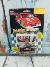 Racing Champions Chad Little #66 Stock Car W/ Card 1:64 Scale NASCAR Phi... - $9.89