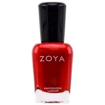 Zoya Natural Nail Polish - Red (Color : Gia - Zp259)