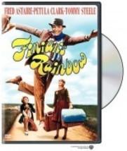 Finian's Rainbow 1968 Classic Movie DVD  - $20.00