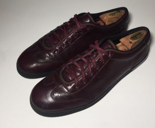 61a95beb8cb  550 Gucci GG Maroon Red Patent Leather and 50 similar items