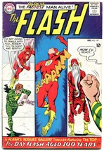 Flash #157 1965-OLDEST Man ALIVE-DC COMICS-THE Top Vg - $31.53