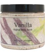 Vanilla Walnut Body Scrub - $18.42+