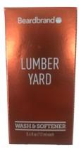 Beardbrand Lumber Yard Wash & Softener 0.4 fl oz. image 1