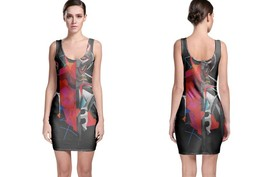 Super Hero Bodycon Dress - $22.99+