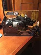 Marvel Black Panther Hasbro Deluxe vehicle Rhino Guard Vehicle New - $14.65