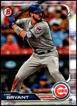 2019 Bowman #51 Kris Bryant NM-MT Chicago Cubs  Officially Licensed MLB ... - $1.25