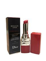 Dior Ultra Rouge Dior Lipstick 763 Ultra Hype 0.11 OZ - $26.99