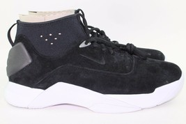 Nike Hyperdunk Low Lux Black Men Size 8.0 New Rare Authentic Basketball - $138.59