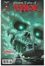 GFT TALES OF TERROR VOL 4 #4 CVR B (Zenescope 2018)  PRIORITY MAIL SHIPPING - $2.99