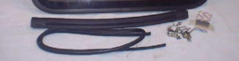 300ZX Z31 T-Top Glass Kit w/ Rubber Seals • Lh Only• Blue/Gray — NEW-OLD-STOCK - $100.00