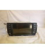 07-14 Dodge Chrysler Jeep High Speed Radio CD Dvd MyGig Rbz P05091201AB ... - $169.79