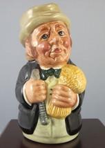 "Royal Doulton Toby Jug ""Mr. Furrow The Farmer"" - D6701 - $30.39"