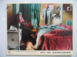 PIT OF DARKNESS-1961-JAQUELINE JONES-CRIME-THRILLER VG - $30.56