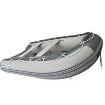 BRIS 10.8 ft Inflatable Boat Dinghy Pontoon Boat Tender Fishing Raft image 10