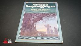 Tsr Ad&D I12 Egg Of The Phoenix 9201 Advanced Dungeon Dragon - $125.49