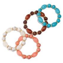 Avon Nature's Path Stretch Bracelets - $14.00