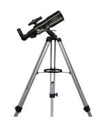 NEW Celestron Telescope PowerSeeker 80AZ 80mm f/5 AZ Refractor w/Tripod ... - $134.99