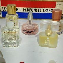 Lot 31pcs Perfume Diptyque Moschino Harajuku Lovers Dolce & Gabbana Estee Lauder image 4