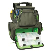 Wild River Multi-Tackle Large Backpack w/2 Trays - $121.02