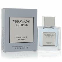 Vera Wang Embrace Periwinkle And Iris Eau De Toilette Spray 1 Oz For Women  - $40.76