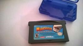 Madagascar Operation Penguin - Game Boy Advance Game  - $7.50