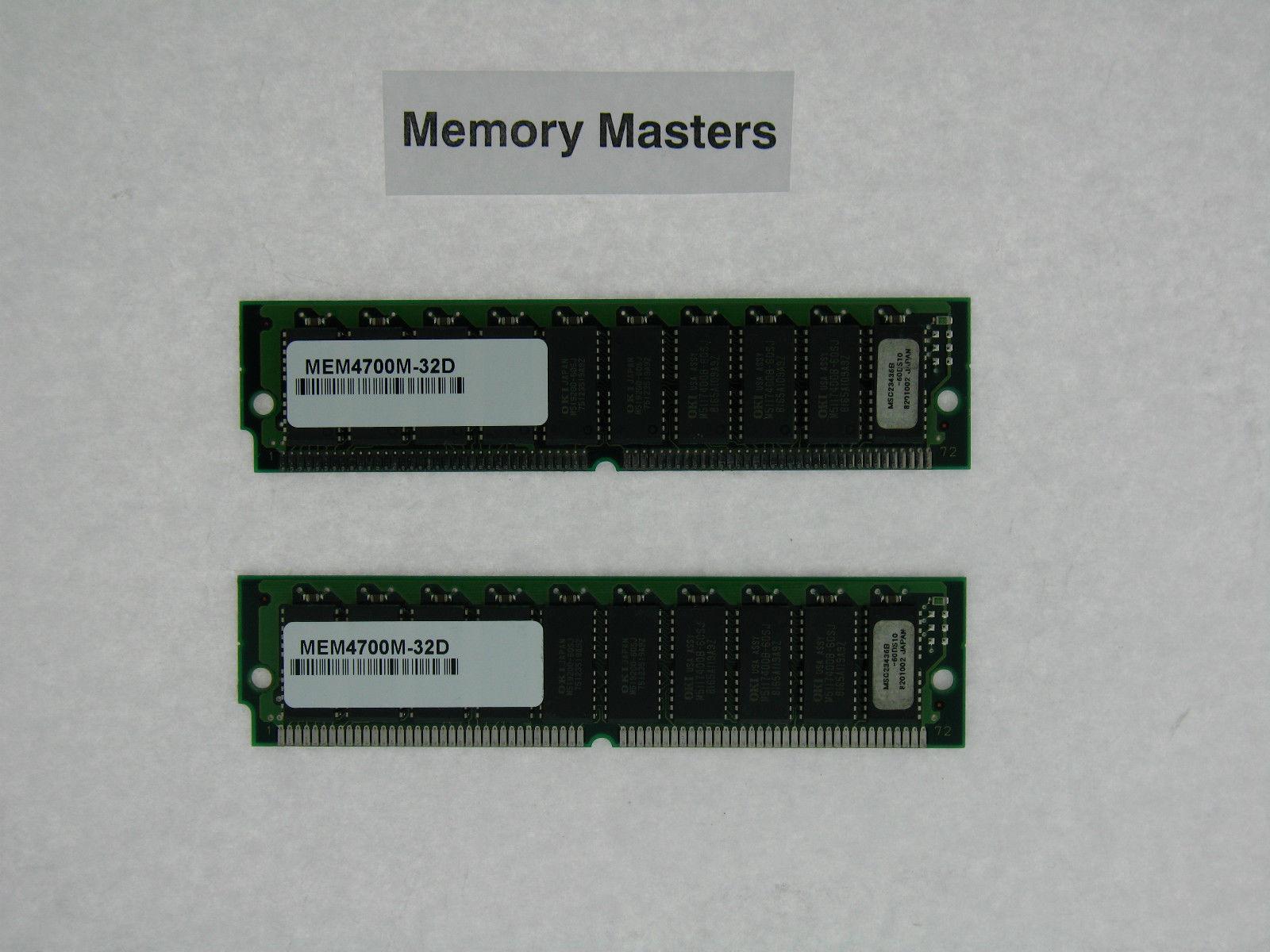 MEM-RSP16-1G 2x512MB Memory Cisco 7500 RSP16 Approved