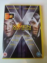 X-Men First Class DVD 2011 Michael Fassbender Mint - $3.00