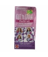 Mattel 2002 Teresa Cut N' Style Refill Kit Hair Cartridges Hair Gel Pack... - $11.26