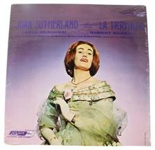 JOAN SUTHERLAND LA TRAVIATA Highlights Verdi Vinyl LP Record Opera 1964 ... - $18.69