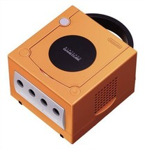 USED NINTENDO GAMECUBE CONSOLE Orange Japan RARE - $178.20