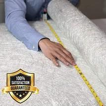 "Fiberglass Chopped Strand Mat Cloth 50"" x 360"" | 1 oz | 50 Inch Wide 10 Yard Lon"