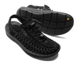 Keen Uneek Size US 7 M (B) EU 37.5 Women's Sport Sandals Shoes Black