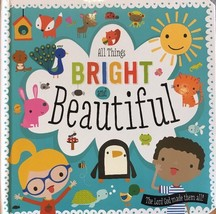 All Things Bright and Beautiful, The Lord God Made Them All- Illustratio... - $9.89