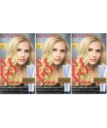 (Pack of 3) Revlon Salon Color #10 Lightest Natural Blonde Booster Kit - $27.71