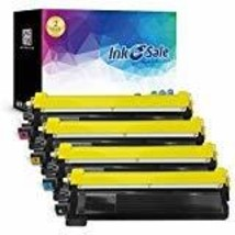 Ink E-Sale Compatible Toner Cartridge Replacement for Brother TN210 KCMY... - $86.56