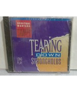 Hosanna Music TEARING DOWN STRONGHOLDS Praise & Worship New Sealed - $20.00