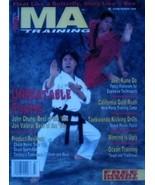 3/98 MA TRAINING  JON VALERA JOHN CHUNG KARATE KUNG FU MARTIAL ARTS - $12.99
