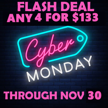 MONDAY ONLY CYBER MONDAY DEAL PICK ANY 4 FOR $133 DEAL BEST OFFERS MAGICK  - Freebie