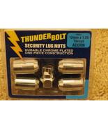 Thunder Bolt Security Lug Nuts  19903 12mm x 1.25 Thread Acorn - $14.80