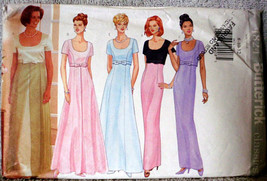 Butterick 4824 Vintage Gowns Dresses Formals Pa... - $10.00