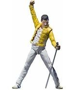 S.H. Figuarts Freddie Mercury about 140mm PVC & ABS-painted action figure - $149.87