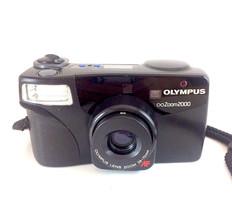 Olympus Infinity Zoom 2000 DLX 35MM Film Camera, W/ Flash, **LOOK** - $11.76