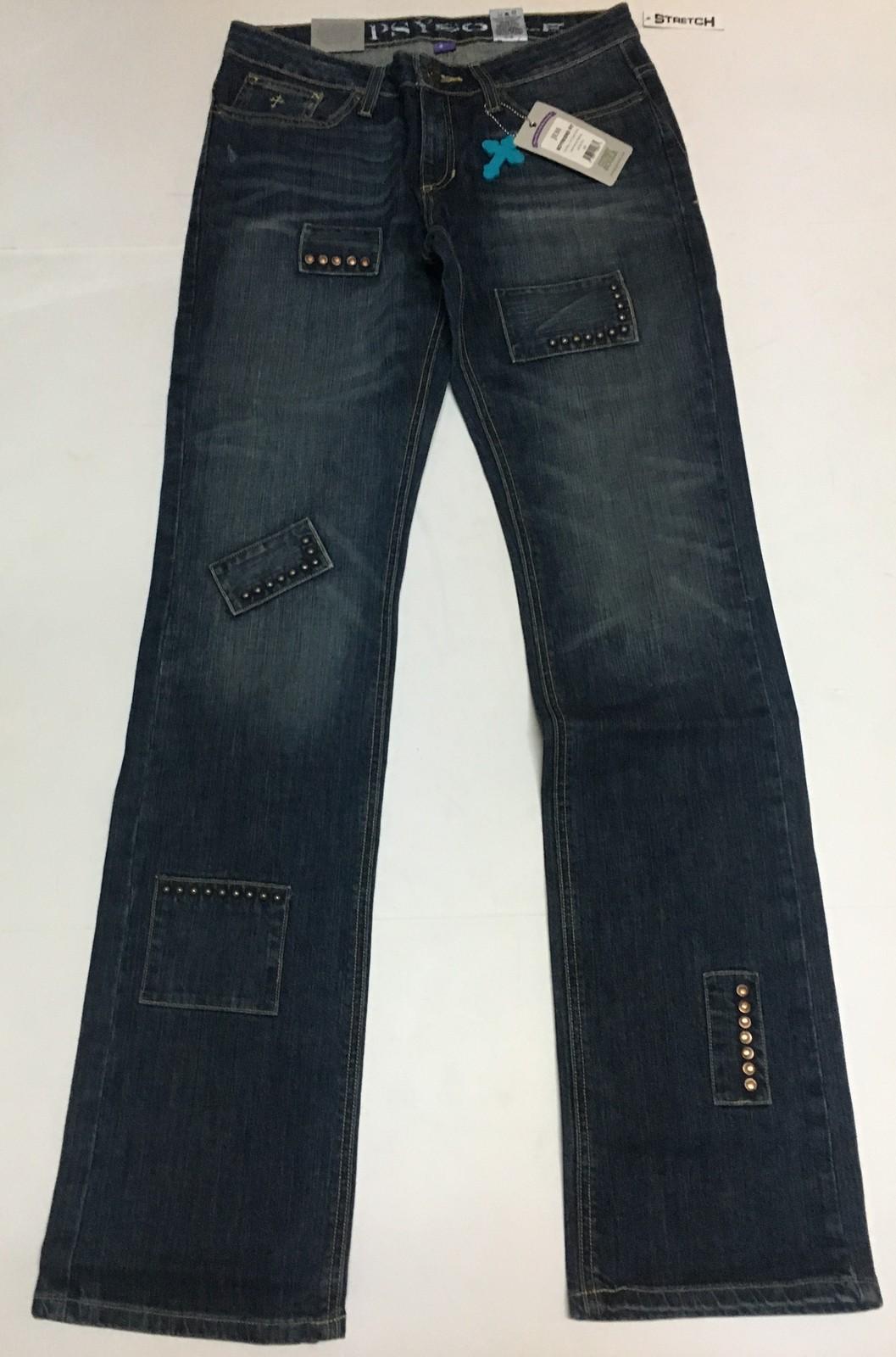 Women's Gypsy Soule Boyfriend Blue Jeans Jess Stretch Sz 28, 30, 34 Waist image 3