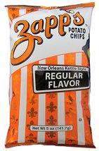 Zapp's Kettle Style Potato Chips - Regular Flavor - 5 Oz. (6 Bags) - $22.66