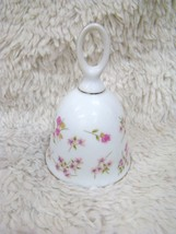 Russ Berrie Ceramic With, Love Mother Ringing Bell Figurine, Collectible Home - $7.99