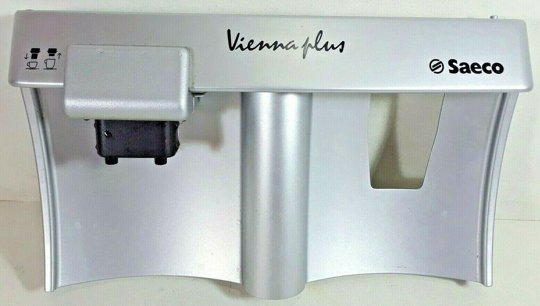 Saeco Vienna Plus Espresso Machine SUP018M Door with Mobile Height Adjustment sl
